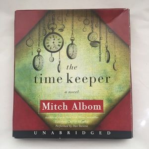 Other - Free Gift - The Time Keeper by Mitch Albom on 4 CD